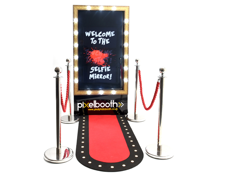 Selfie mirror for hire liverpool merseyside and chester for Mirror liverpool